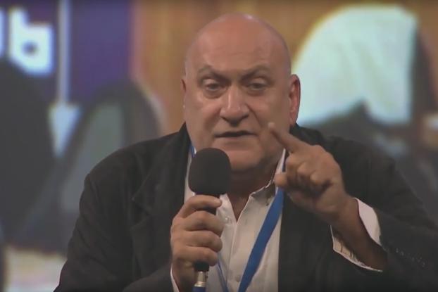 Dario D'Ambrosi, presidente del Teatro Patologico