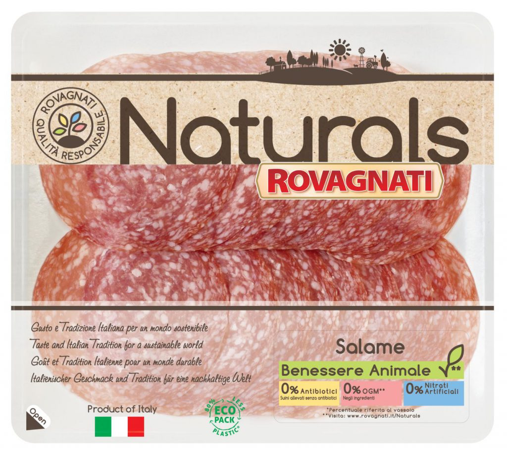 "Salame ""Naturals"""