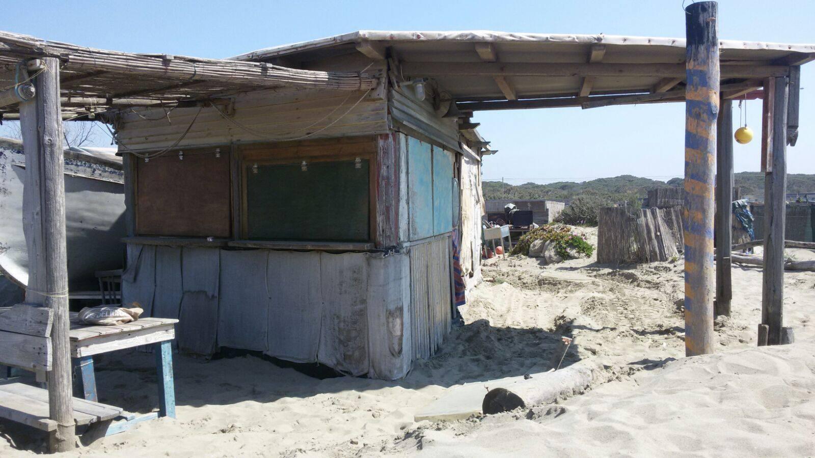 L'idea di Ascanio Fedrigo trasformata in realtà: una spiaggia libera a portata di tutti