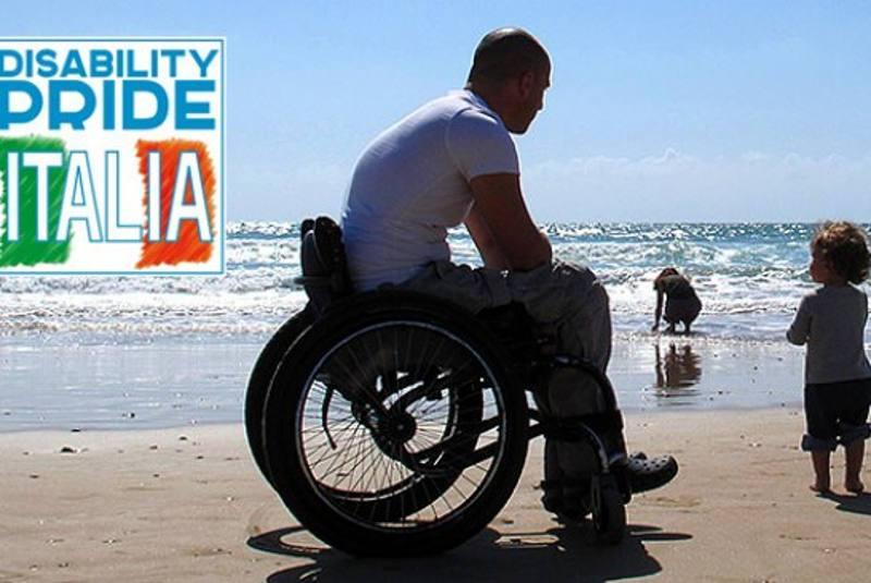 Il 15 luglio si svolgerà la marcia di Disability Pride Italia