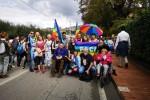 La delegazione della UILDM LAZIO alla Marcia Perugia-Assisi