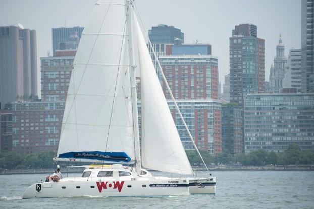 Lo Spirito di Stella, il primo catamarano accessibile