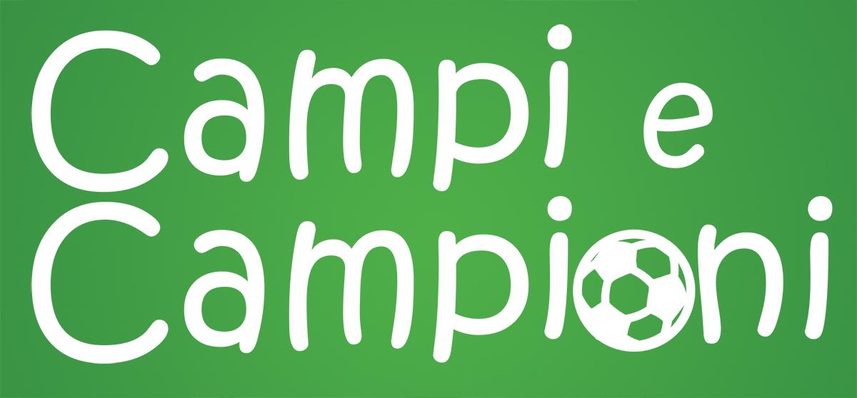 Il logo della trasmissione Campi e Campioni