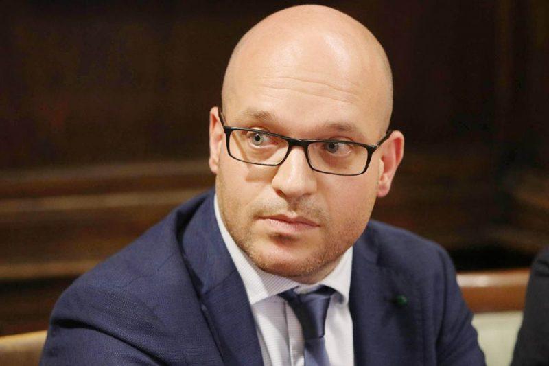 Il ministro Lorenzo Fontana