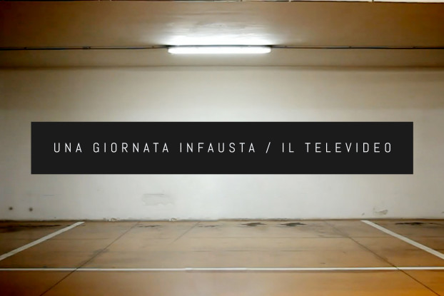La copertina del singolo Il Televideo
