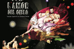La copertina dell'album Per l'Amor del Cielo, di Iacopo Ligorio & le Canzoni Giuste