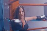 Valerye in un fotogramma del suo videoclip