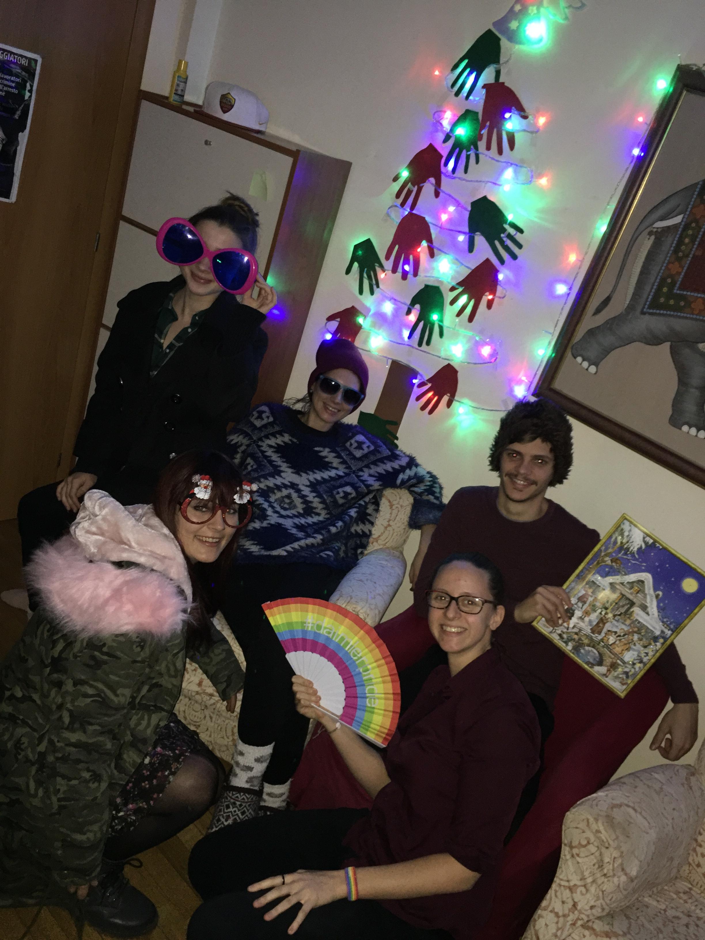 Il buon Natale dei volontari ESC