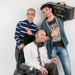 Stefano, Manuèl e Angelo
