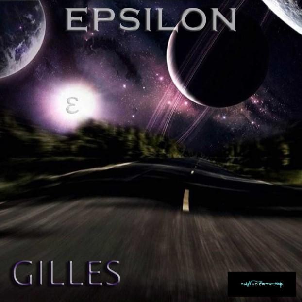 La copertina del brano Epsilon di Gilles
