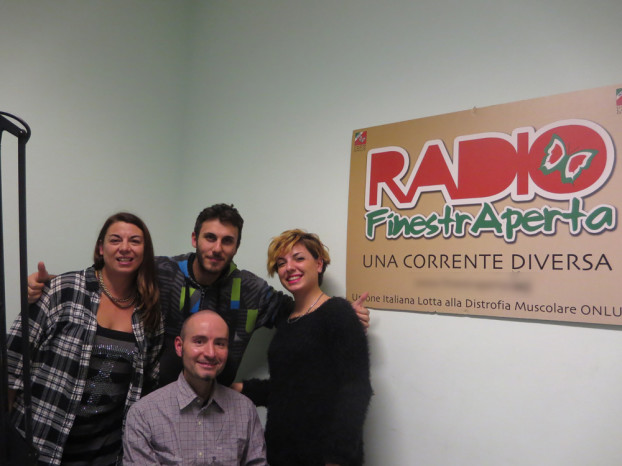 One More Lab a Radio FinestrAperta