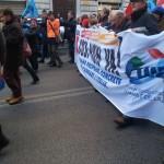 Sciopero Generale a Roma del 12 Dicembre 2014  Foto: Serena Malta