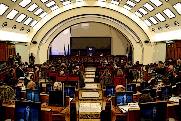 Sala Polifunzionale della Presidenza del Consiglio dei Ministri