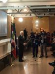 Il Presidente della Repubblica Sergio Mattarella  Foto di Angelo Andrea Vegliante