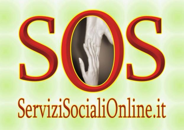 Il logo del portale SOS Servizi Sociali Online