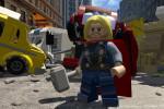 Una schermata di Lego Avengers