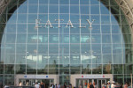 L'entrata di Eataly Roma