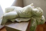 Una delle opere esposte ai Musei Capitolini