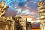 La Torre di Pisa, per la sua peculiarità, diventa un simbolo nella Giornata Mondiale delle Malattie Rare