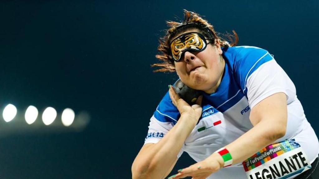 Assunta Legnante (fonte: La Gazzetta dello Sport)