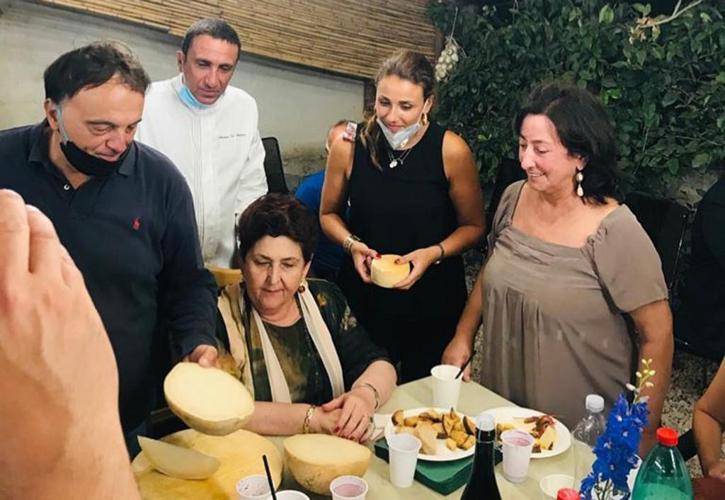 La visita di Teresa Bellanova alla Cooperativa Primavera Fattoria Zero