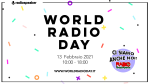 World Radio Day 2021: celebriamo la radio con un grande evento online