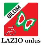Il logo della UILDM LAZIO onlus