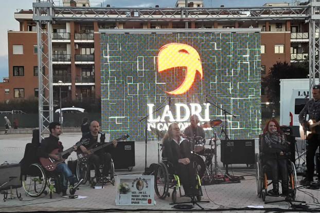 I Ladri di Carrozzelle in concerto a Roma
